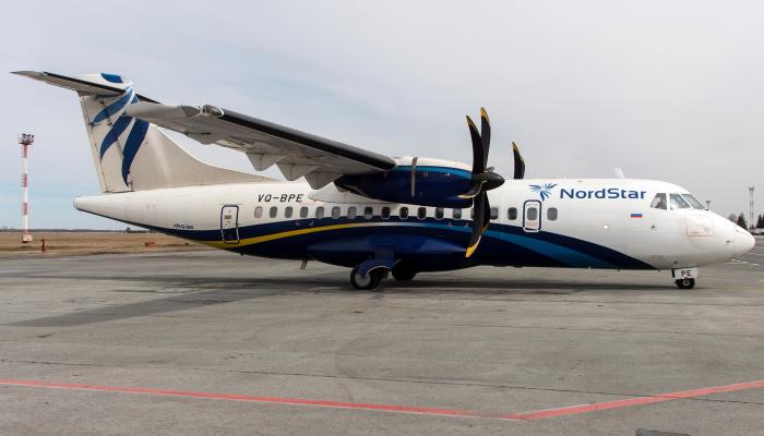 ATR-42-500 NordStar Airlines