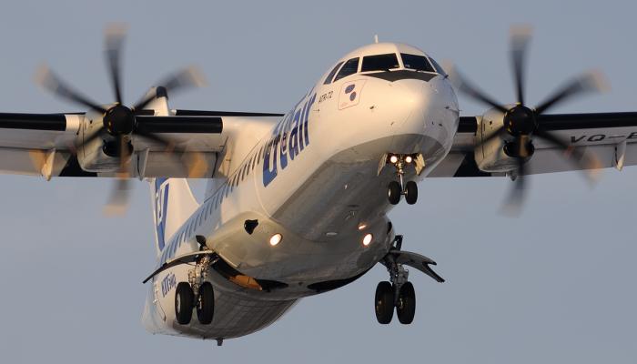 ATR 72-212A(500) Utair Airlines