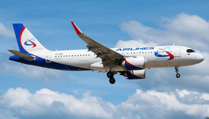 Airbus A320-251N Ural Airlines