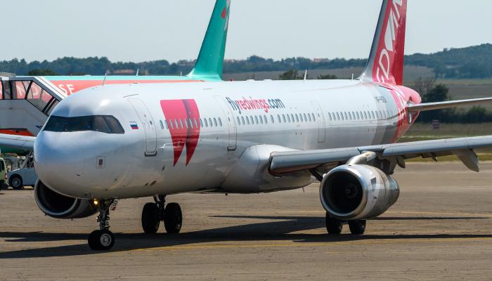 Эирбас А321-231 Авиакомпании Red Wings