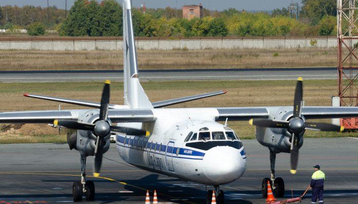 Ан-24РВ Авиакомпании ИрАэро