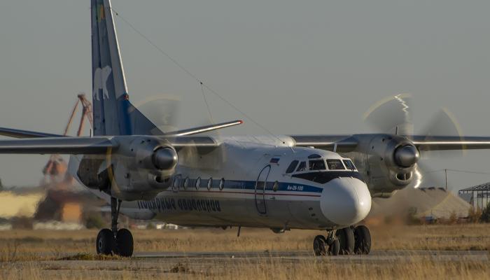 Ан-26-100 Полярных Авиалиний