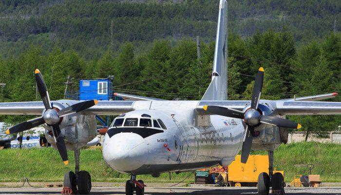 Ан-26Б-100 Авиакомпании ИрАэро