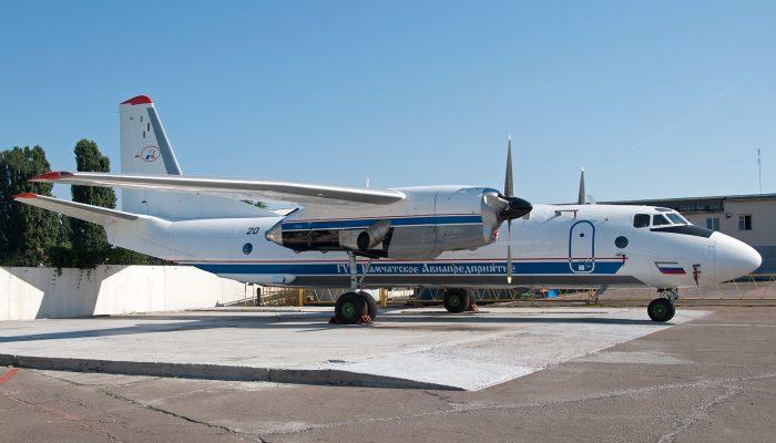 An-26B-100 Kamchatka Aviation Enterprise
