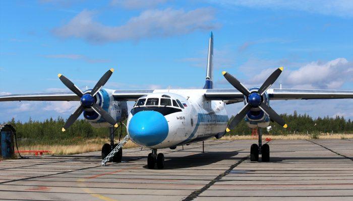Ан-26Б-100 Авиакомпании КрасАвиа