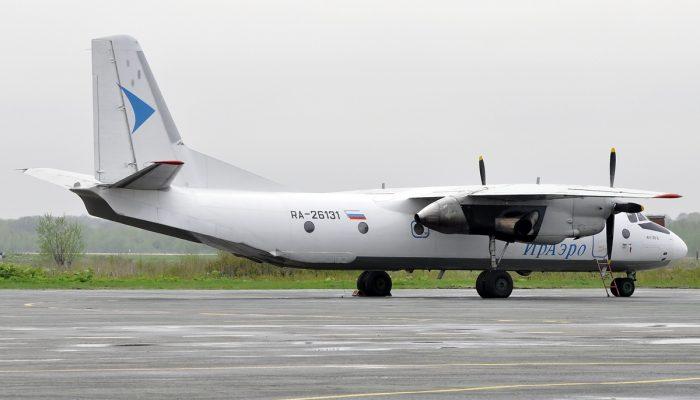 Ан-26Б Авиакомпании ИрАэро