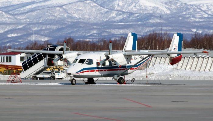 Ан-28 Камчатского авиапредприятия