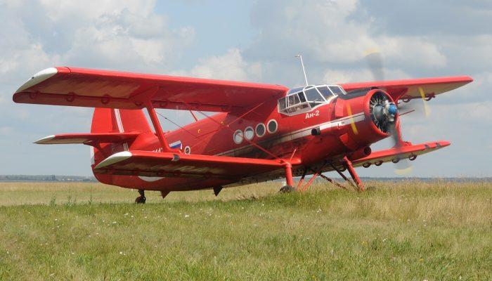 Ан-2Р Авиакомпании Баркол