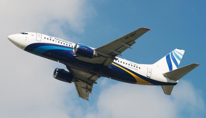 Boeing 737-300 NordStar Airlines