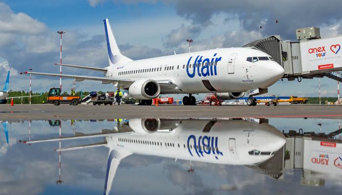 Boeing 737-45S Utair Airlines