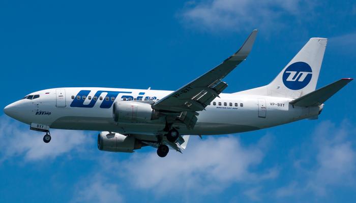 Boeing 737-524 Utair Airlines