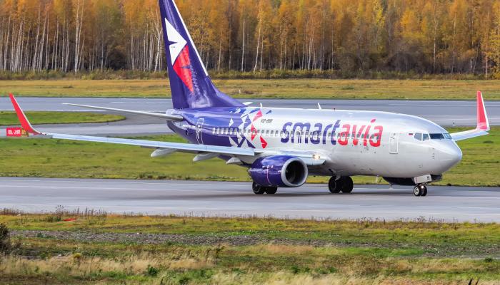 Боинг 737-752 Авиакомпании СмартАвиа