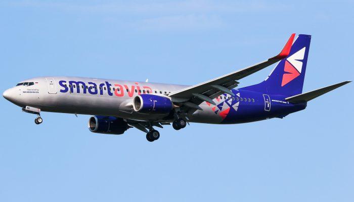 Боинг 737-800 Авиакомпании Ижавиа