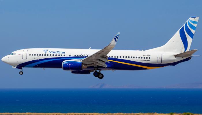 Боинг 737-800 Авиакомпании NordStar