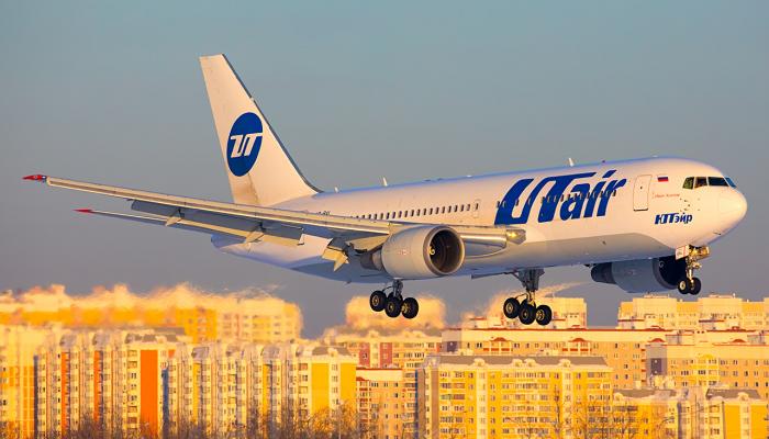 Boeing 767-224(ER) Utair Airlines