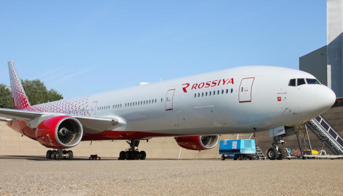 Боинг 777-312 Авиакомпании Россия