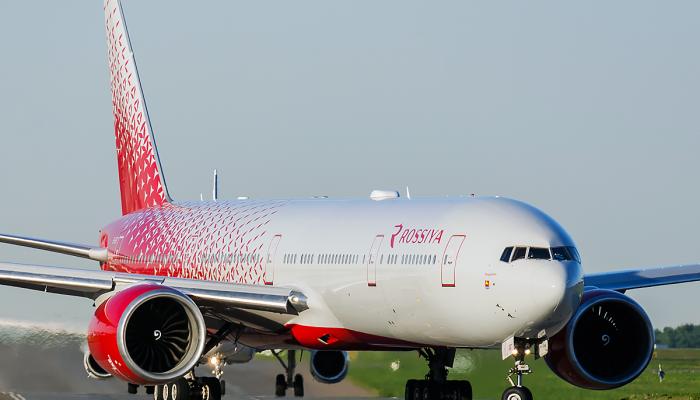Боинг 777-31HER Авиакомпании Россия