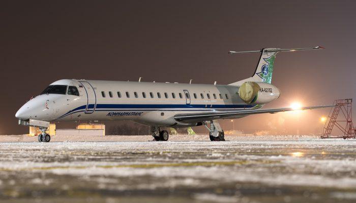 Embraer ERJ 145LR Komiaviatrans Airlines