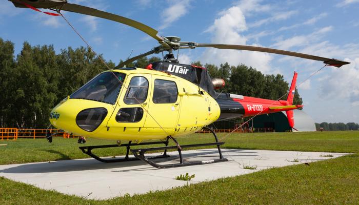 Eurocopter AS 350B3 Авиакомпании Ютэйр