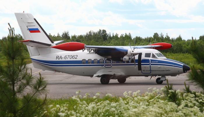 L 410 UVP-E 2-nd AUAG