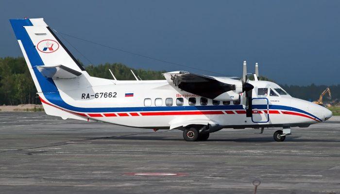 L-410UVP-E Kamchatka Aviation Enterprise