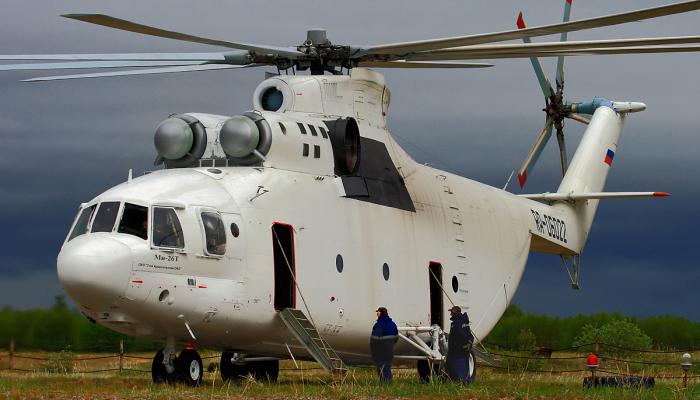 Mi-26T 2-nd AUAG