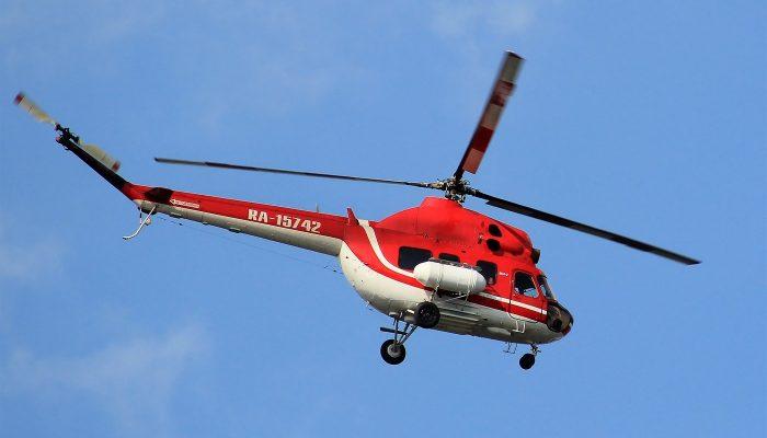 Mi-2A Barkol Airlines