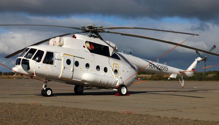 Mi-8AMT NMUA