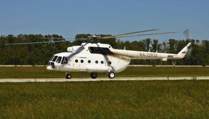 Mi-8AMT Vologda Air Enterprise