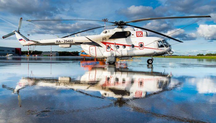Mi-8MT Lukoil-Avia Airlines