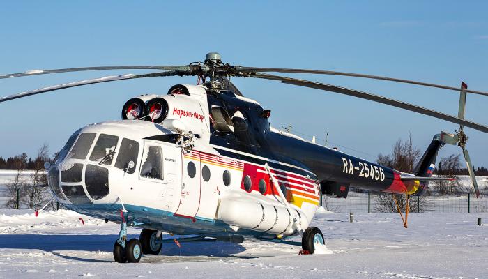Mi-8MT NMUA