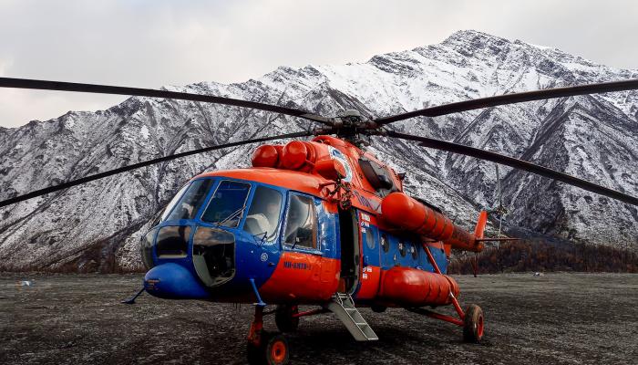 Mi-8MT Polar Airways