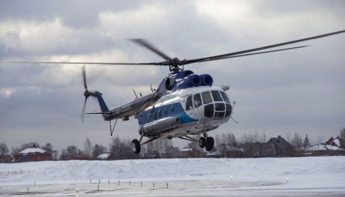 Ми-8Т Авиакомпании Баркол