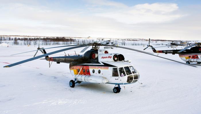 Mi-8T NMUA