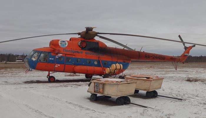 Mi-8T Polar Airways