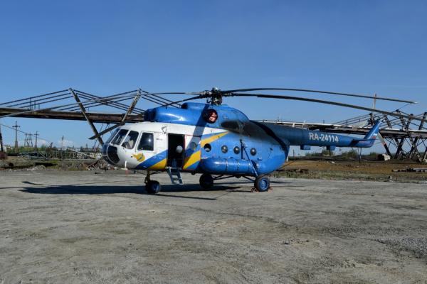 Mi-8T Tuva Avia Airlines