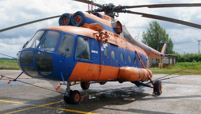 Mi-8T Vologda Air Enterprise