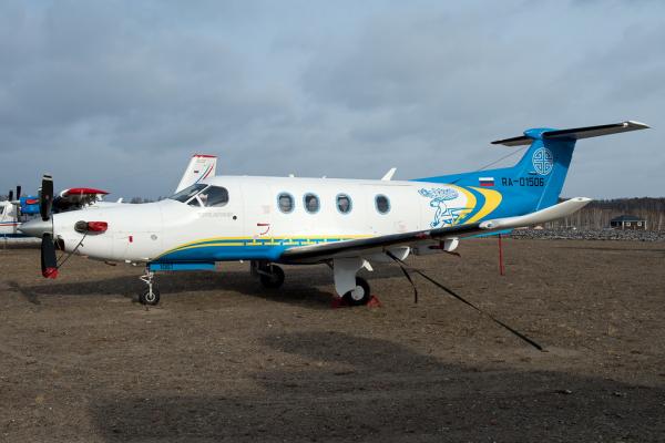 Pilatus PC 1247E Tuva Avia Airlines