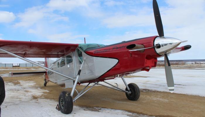 Pilatus PC-6 Полярных Авиалиний