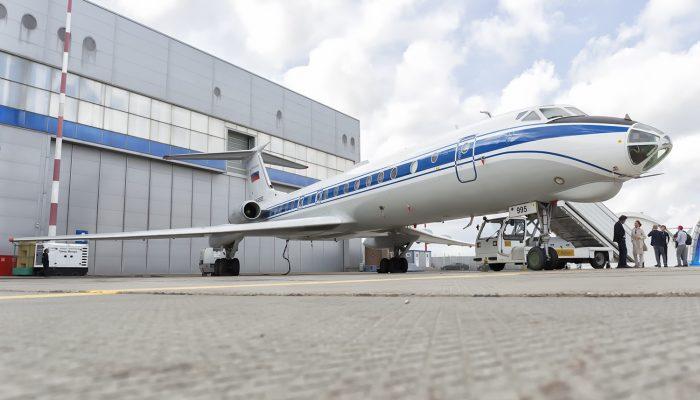 Tu-134AK Kosmos Airlines
