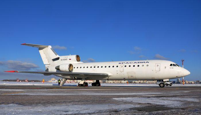 Yak-42 KrasAvia Airlines