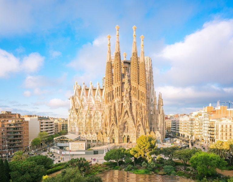 Барселона, Испания — 7690 отелей