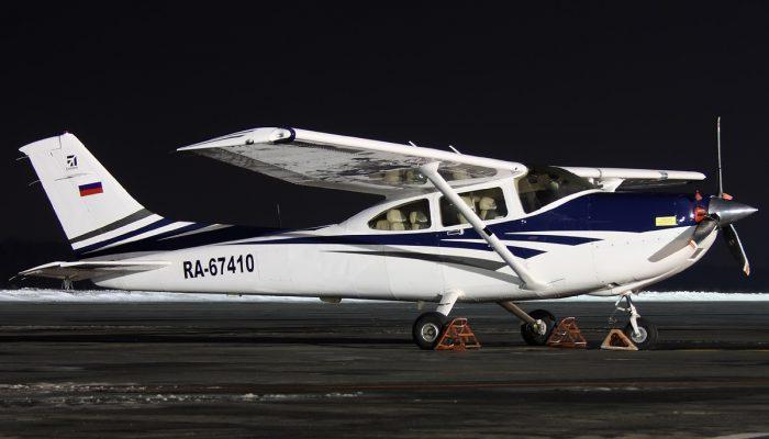 Cessna T182T Skylane авиакомпании Аэросервис