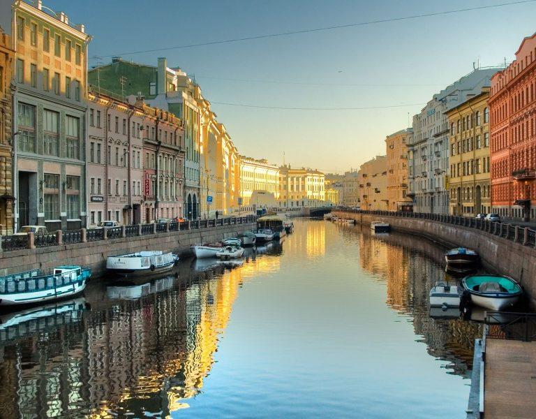Санкт-Петербург, Россия — 3667 отелей