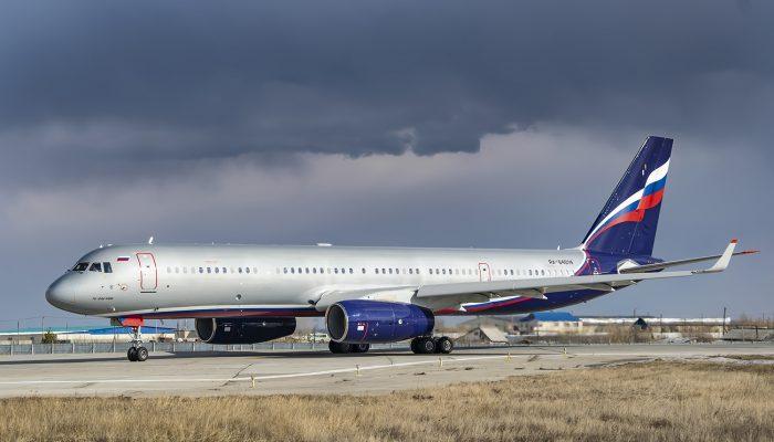 Ту-204-100 авиакомпании Red Wings